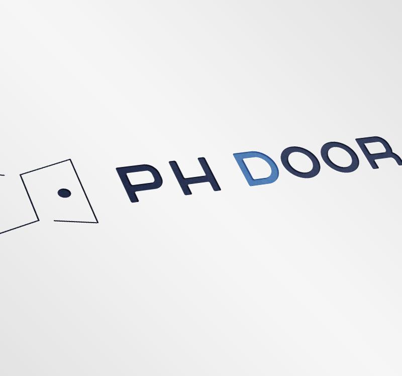 PH DOOR ロゴ